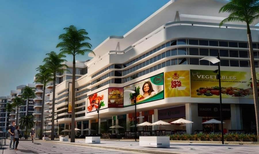 Serrano Mall