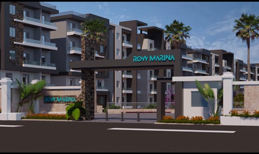 Row Marina