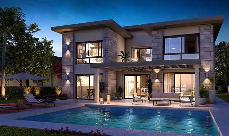 Swanlake Residence New Cairo